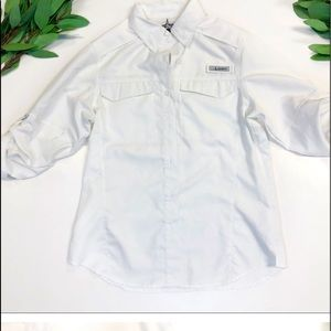 Other - Button up for casual day,